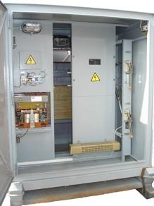 Станция управления индукторная СУИ