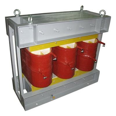 Реакторы токоограничивающие сухие трёхфазные